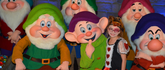 Seven Dwarfs Disney World